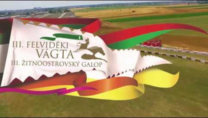 Embedded thumbnail for V. Žitnoostrovský Galop